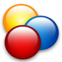 color ball logo